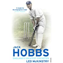 Jack Hobbs (English Edition)