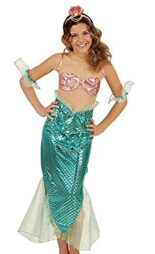 kostüm Meerjungfrau, 158 (Disney Ariel Meerjungfrau Kostüm)