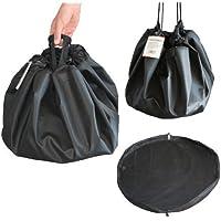 Bolsa-alfombrilla resistente Frost Fire Moonbag (negra), ideal para deportes acuáticos, natación y actividades al aire libre