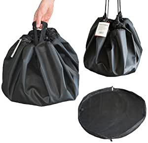 frostfire moonbag sac noir tapis de change et sac tr s r sistant id al pour les sports. Black Bedroom Furniture Sets. Home Design Ideas