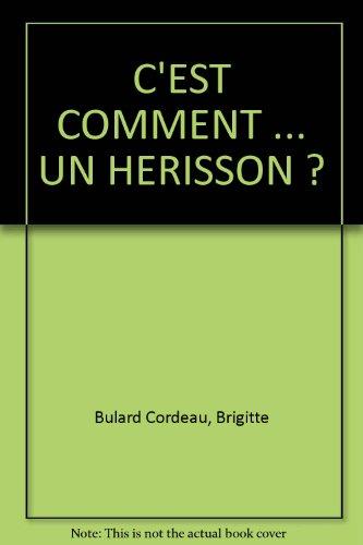 """<a href=""""/node/33763"""">C'est comment...  un hérisson</a>"""
