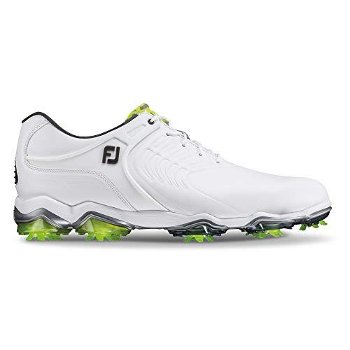 Footjoy Herren Tour S Golfschuhe, Weiß (Blanco 55300), 43 EU (Sport Golf 10 Schuhe Footjoy)