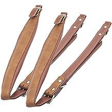 ammoon un par de ajustables piel sintética Acordeón de correas para 16–120Bass acordeones