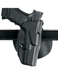 Safariland Beretta 92, 92F, 92FS, 92D 4.9-Inch Barrel 6378 ALS Concealment Paddle Holster (STX Negro Finish,Right Handed)