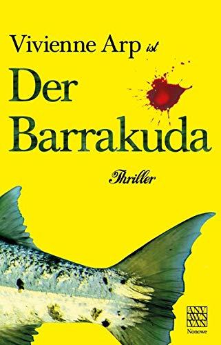 Buchseite und Rezensionen zu 'Vivienne Arp ist der Barrakuda' von A. Nonowe