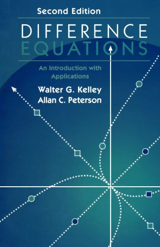 Difference Equations: An Introduction with Applications
