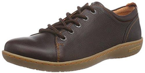 Birkenstock Shoes - Islay Damen, Stringate da donna, marrone (dark brown), 37