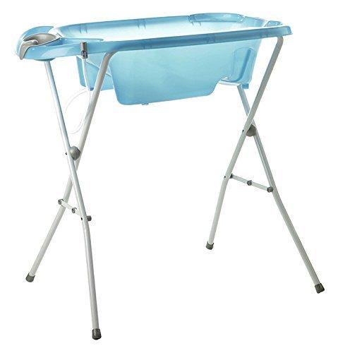 Jané - Cubeta de baño con patas, color azul