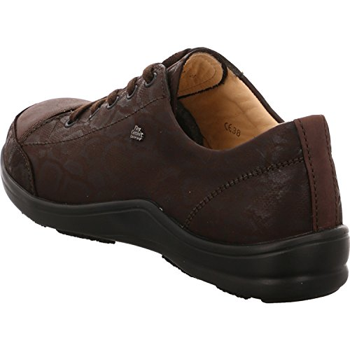 FINNCOMFORT Sneaker, Scarpe stringate donna braun komb