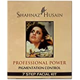 Shahnaz Husain Professional Power Facial Kit (Pigmentation Control) with Ayur Freebie