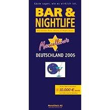 Marcellino's Bar & Nightlife Deutschland 2005