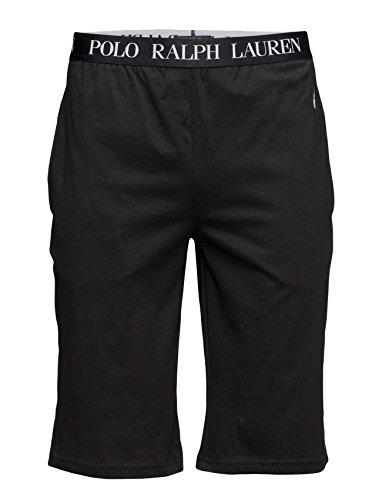 Polo Ralph Lauren Slim Short Pyjama Hose Sleepshort Polo Black