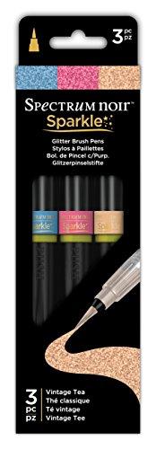 Unbekannt Spectrum Noir Sparkle - Glitzerpinselstifte