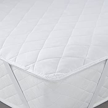 silentnight egyptian cotton mattress protector single