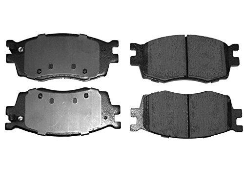 Blue Print ADJ134231 Brake Pad Set pack of four