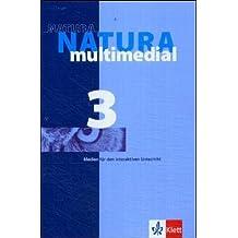 Natura multimedial, 1 CD-ROM Medien für den interaktiven Unterricht. Für Windows oder Mac OS 9.x. Passend zum Schulbuch 'Natura 2' in den Jahrgangsstufen 7-10. Einzellizenz