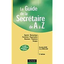 Le guide de la secrétaire de A à Z