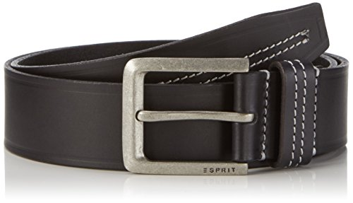 ESPRIT 106EA2S004, Cintura Uomo, Nero (black 001), 95 cm