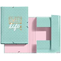 Miquelrius 20888 - Carpeta solapas sweet life (DIN A4, 210 x 297 mm)