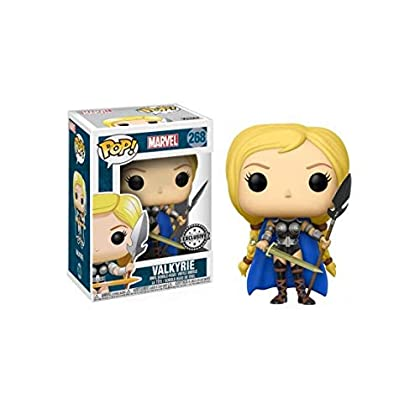Figura Pop! Marvel Valkyrie Exclusive