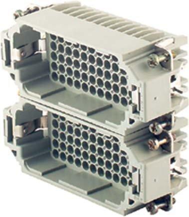 WEIDMULLER 1651240000 - CONECTOR HDC-HDD-144MC