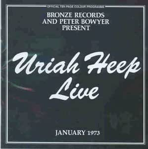Live January 1973