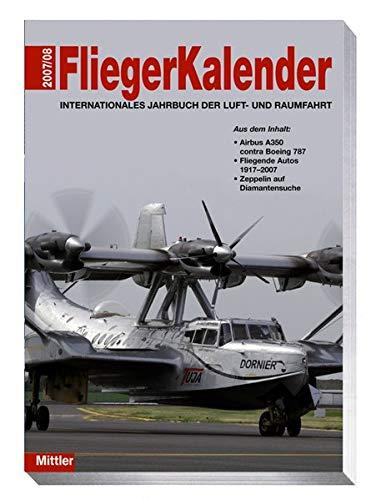 FliegerKalender 2007/2008 por Peter Pletschacher (Hrsg.)