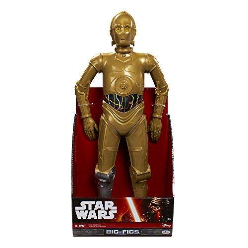 Star Wars VII  C-3PO 48cm - silberne Beine,