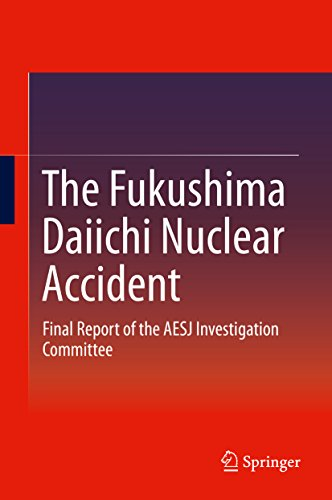 The Fukushima Daiichi Nuclear Accident: Final Report Of The Aesj Investigation Committee por Atomic Energy Society Of Japan epub
