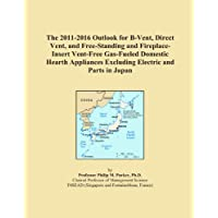 The 2011-2016 Outlook for B-Vent, Direct Vent, and Free-Standing and Fireplace-Insert Vent-Free Gas-Fueled Domestic Hearth Appliances Excluding Electric and Parts in Japan