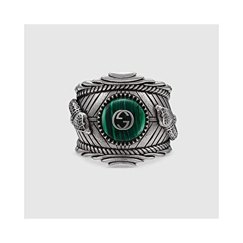 Gucci YBC499007001 Silber Mann Ring