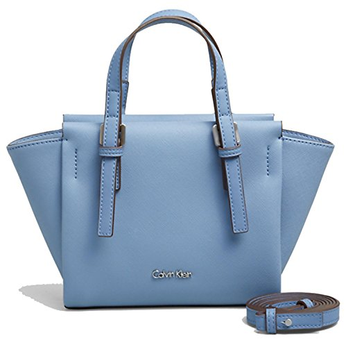 Borsa a Mano Piccola | Calvin Klein Jeans Marissa | P/E 2017 | K60K602631PE17-Cashmere Blu