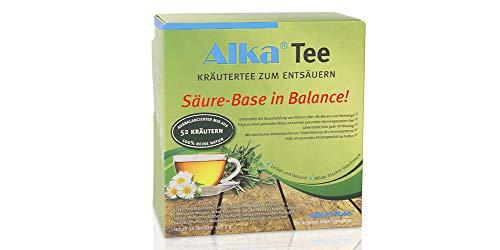 Alka® Tee: Kräutertee zum Entsäuern mit 50 Teebeutel