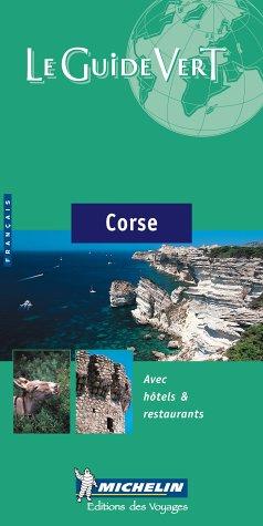 Corse Green Guide (Michelin Green Guides) par Michelin