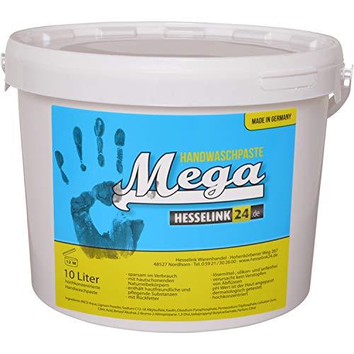 Hesselink Mega Handwaschpaste 10 Liter (1x 10 Liter) -