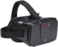 WOXTER NEO VR1 BLACK -  Gafas VR, color negro