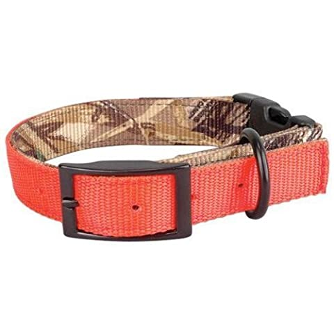Reversible Camo Collar - 25 inch by Leather Brothers (English