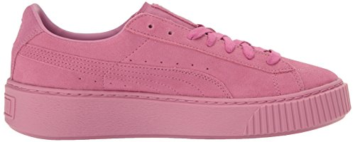 Puma Basket Platform Reset W chaussures Prism Pink-prism Pink