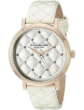 Stuhrling Original Damen-Armbanduhr Audrey Analog Quarz 462.04