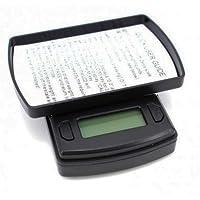 Bascula Escala Bolsillo Digital Precision 0.01 gr/100 gr tactil Modelo CC-789 Envio