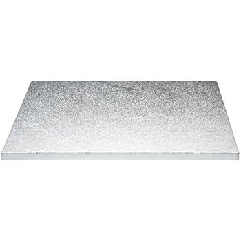 Kitchen Craft Square Cake Board, 36cm / 14 inch