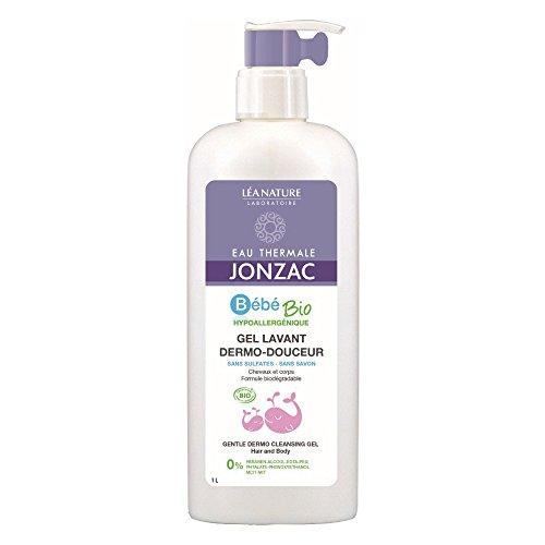 EAU THERMAL JONZAC Gel lavant dermo-douceur - 1L