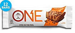 Iss Oh Yeah One Bar, Peanut Butter Pie, 12 Count
