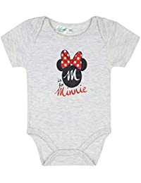 Disney Minnie Body bebé para Babies Girls ff341df8658f
