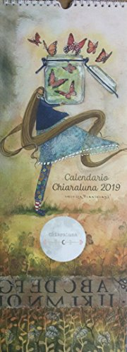 Goccioline Calendario.Calendario 2019 Goccioline Verticale Da Muro Disegni In