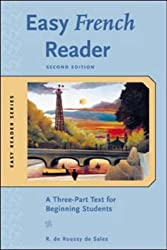 Easy French Reader, Second Edition: A Three-part Text for Beginning Students (Easy Reader Series)