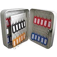 Safety First Aid KC002Schrank, grau, 40Key Kapazität preisvergleich bei billige-tabletten.eu
