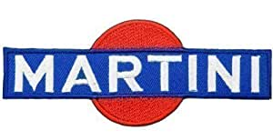 Martini Racing Patches Sport Motor Racing patches embroidered iron on patch style03