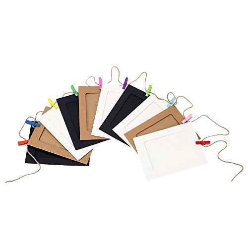 anself-10pcs-set-paper-photo-frame-retro-style-solid-color-picture-frames-with-2-meters-hemp-rope-an