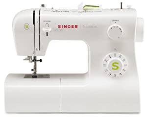 Singer Tradition 2273 - Máquina de coser mecánica, 22 puntadas, color blanco
